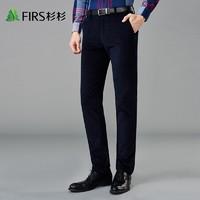 FIRS 杉杉 FTK530004 男士休闲裤