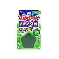 KOBAYASHI 小林制药 马桶洁厕块 120g 绿色青草味