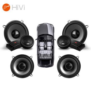 HiVi 惠威 C1900II+CF250II 汽车音响套装 5英寸