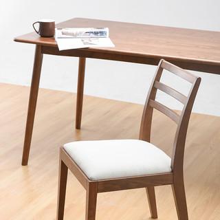 YANXUAN 网易严选 原素系列 实木简约桌椅组合(1桌+4椅)