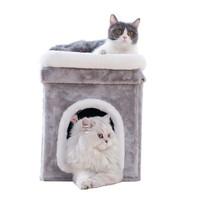 hoopet 华元宠具 折叠式猫窝