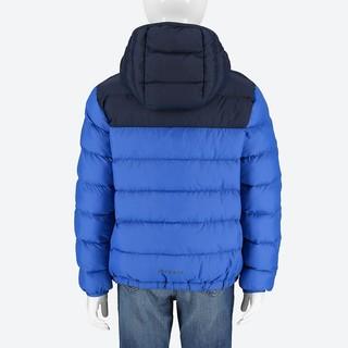 UNIQLO 优衣库 414482 轻型 WARM PADDED 男童连帽外套