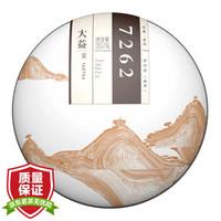PLUS会员:TAETEA 大益 经典系列 7262 普洱熟茶 357g