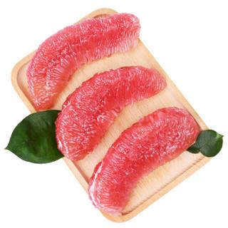 京东生鲜 听甜 琯溪蜜柚 红柚2个 约2-2.5kg装