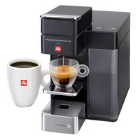 Francis Illy Y5 E&C iperespresso 胶囊咖啡机