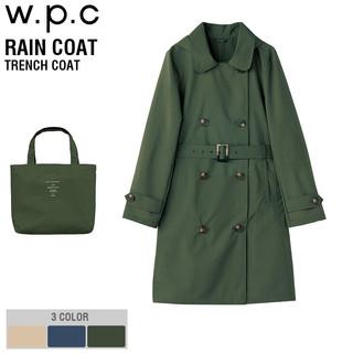 w.p.c R-1072 轻薄时尚风衣款风雨衣