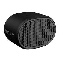 SONY 索尼 SRS-XB01 无线蓝牙迷你便携音箱 黑色