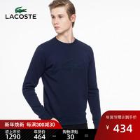LACOSTE 拉科斯特 SH0926K 男士圆领卫衣