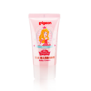 pigeon 贝亲 迪士尼公主系列 沐浴露润肤霜组合