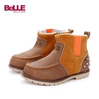BeLLE 百丽 幼童短靴