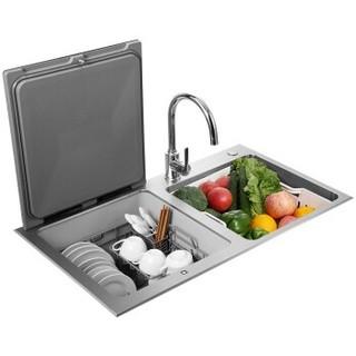 FOTILE 方太 JBSD3T-C3L 嵌入式水槽洗碗机