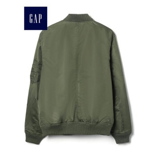 Gap 盖璞 308617 W 男士飞行员夹克棉服