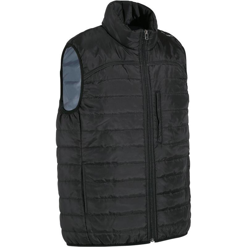 DECATHLON 迪卡侬 男士户外棉服 8326841 黑色 3XL