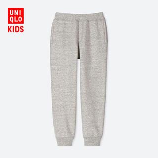 UNIQLO 优衣库 409247 儿童仿羊羔绒运动长裤