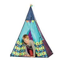 B.Toys  BX1545Z 印第安帐篷 大海蓝