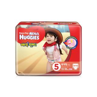 HUGGIES 好奇 魔法成长裤 XL 33片