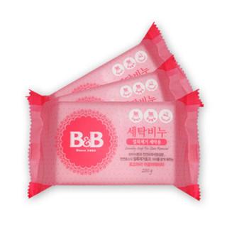 B&B 保宁 婴幼儿洗衣皂 迷迭香味 200g*3块装