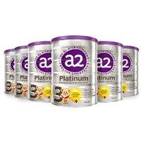 新西蘭原裝進口 a2 白金版 幼兒配方奶粉 3段(1-3歲) 900g/罐 6罐裝