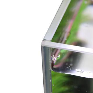 森森 HWK-600P 超白玻璃鱼缸 裸缸(600*320*320mm)