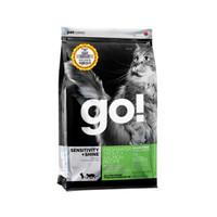 Go 宠物猫粮 无谷三种鱼猫粮 8磅