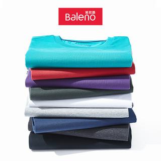 Baleno 班尼路 88502215T 男士純棉短袖T恤 *3件