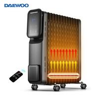 DAEWOO 大宇 DWH-O2201E 取暖器 13片