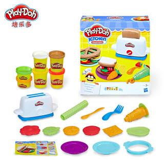 Play-Doh 培乐多 创意厨房 E0039 美味吐司套装