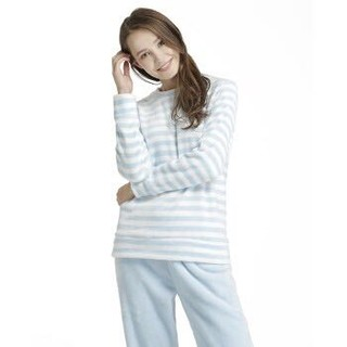 J.ZAO 京东京造 100001070555 女士珊瑚绒睡衣套装+凑单品