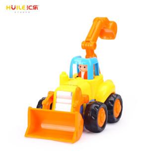 Huile TOY'S 汇乐玩具 快乐工程队 推土车 326A