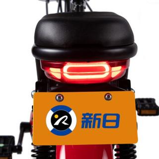 SUNRA 新日 201805250001 电动车