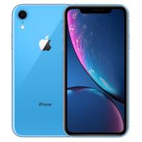 Apple 苹果 iPhone XR 智能手机 128GB 全网通 蓝色