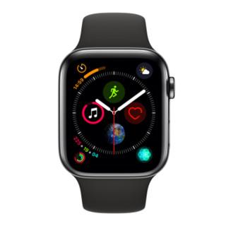 Apple 苹果 Apple Watch Series 4 智能手表(铝金属版)