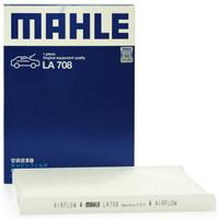 MAHLE 马勒 空调滤清器 LA708 *4件