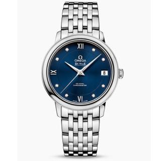 OMEGA 欧米茄  碟飞系列 424.10.33.20.53.001 女士机械手表