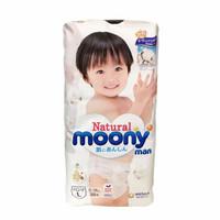 moony 皇家自然系列 拉拉裤 L38片