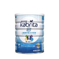 Kabrita 佳贝艾特 睛滢 儿童羊奶粉 4段  800g *4件