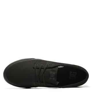 DC SHOES ADYS300126 中性款帆布鞋 (38、黑色3BK)