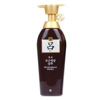 韩国进口 吕(Ryo) 棕吕 原黄吕 洗发两洗一护洗发水护发素套盒500ml*3 增发 强健发根 *3件