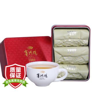 八马茶业 赛珍珠1000 浓香型铁观音 特级 25g