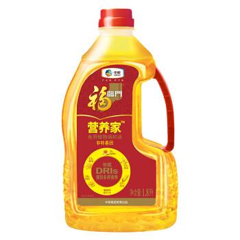 福临门  非转基因 营养家食用调和油 1.8L