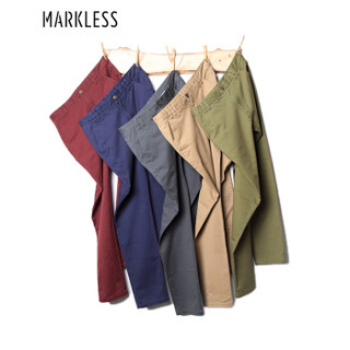 Markless CLA7825M 男士工装休闲裤 灰色 180/XL
