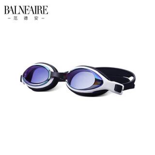 BALNEAIRE 范德安 F1600 成人近视泳镜 250度