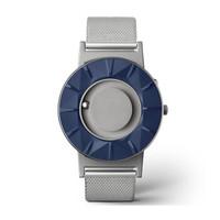 EONE 恒圆 元素系列 BR-CE-BLUE-MS 女士石英表 不锈钢表壳 触感磁力 红点大奖