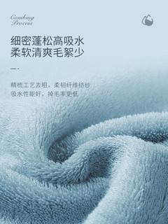 康尔馨 纯棉成人浴巾 650g 140*80cm