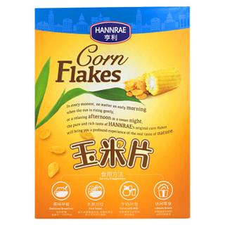 HAHNE 亨利 原味玉米片 380g