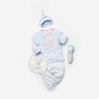 YEEHOO 英氏 174828 DM 婴儿家居服上衣