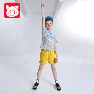 PEPCO  小猪班纳 男童圆领短袖T恤