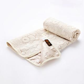 优睡宝 婴儿有机棉隔尿垫