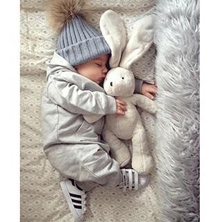oenbopo 婴儿冬季保暖针织帽