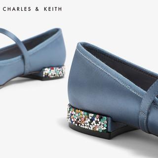 CHARLES&KEITH CK1-70390191 女士尖头平底鞋